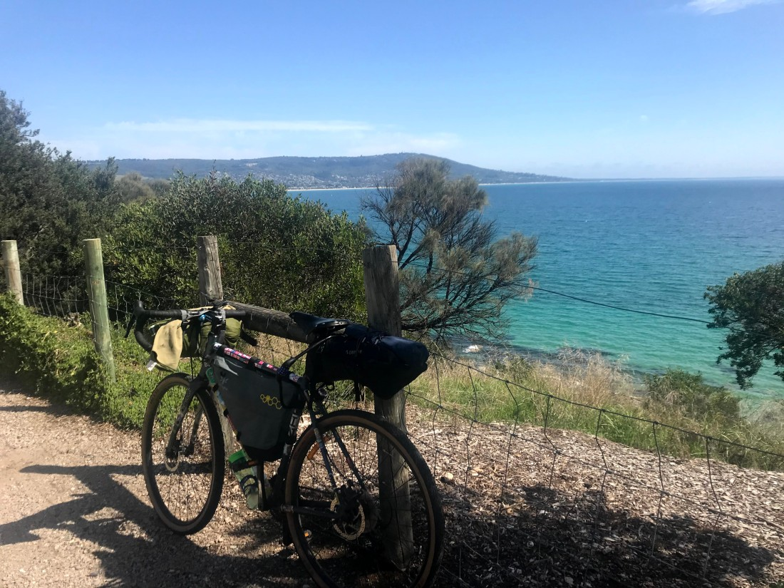 Bike touring with Coronavirus